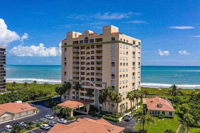 3920 N Highway A1a #1203, Hutchinson Island, FL 34949 (#RX-10703630) :: Baron Real Estate