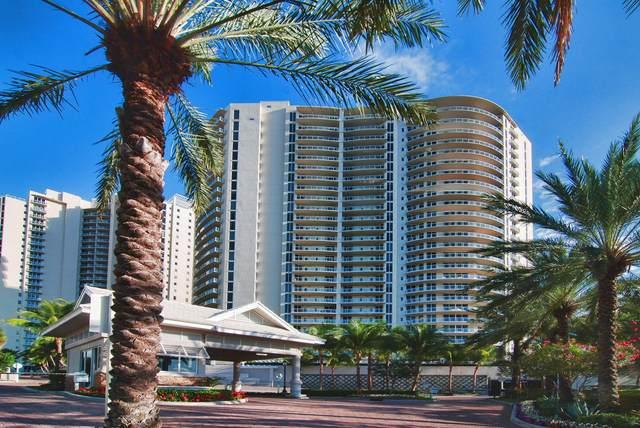 2700 N Ocean Drive 1904A, Riviera Beach, FL 33404 (#RX-10703636) :: Signature International Real Estate