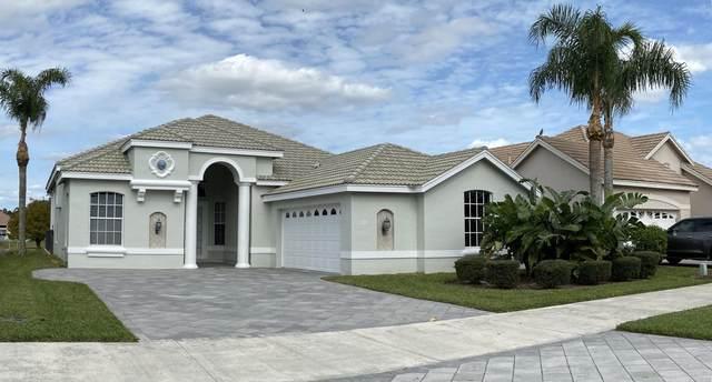 676 SW Lake Charles Circle, Port Saint Lucie, FL 34986 (MLS #RX-10703637) :: The Paiz Group