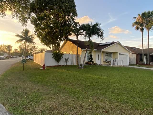 22987 Sandalfoot Boulevard, Boca Raton, FL 33428 (#RX-10703652) :: Michael Kaufman Real Estate