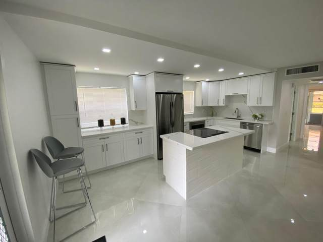 249 Flanders F, Delray Beach, FL 33484 (#RX-10703658) :: Baron Real Estate