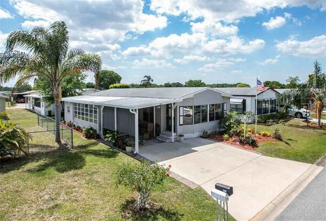 555 Dolphin Circle, Barefoot Bay, FL 32976 (#RX-10703754) :: Posh Properties