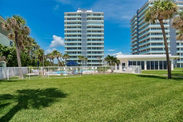 3554 Ocean Drive #804, Vero Beach, FL 32963 (#RX-10703775) :: Real Treasure Coast