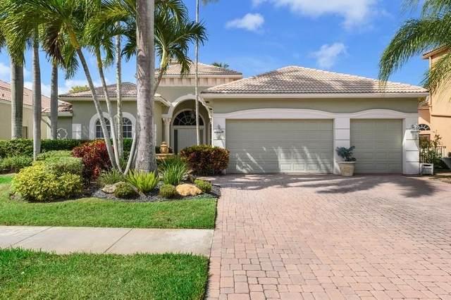 6533 Grande Orchid Way, Delray Beach, FL 33446 (MLS #RX-10703830) :: The Paiz Group