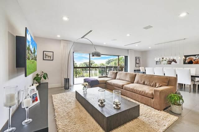 13388 Polo Road W 301-B, Wellington, FL 33414 (#RX-10703831) :: Michael Kaufman Real Estate