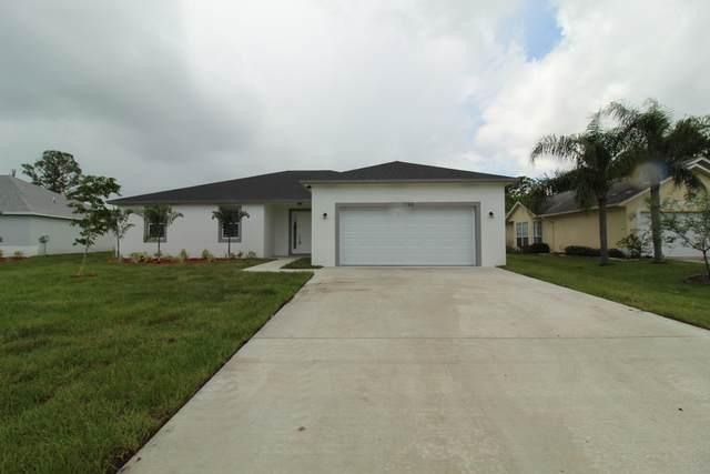 5340 NW Conley Drive, Port Saint Lucie, FL 34986 (MLS #RX-10703832) :: The Paiz Group