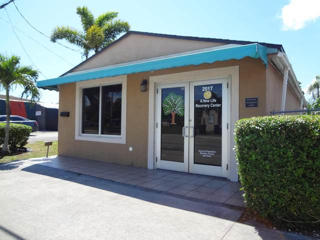 2017 Avenue D Avenue, Fort Pierce, FL 34950 (#RX-10703857) :: Posh Properties