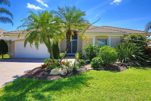 6527 Togni Street, Lake Worth, FL 33467 (MLS #RX-10703883) :: The Paiz Group