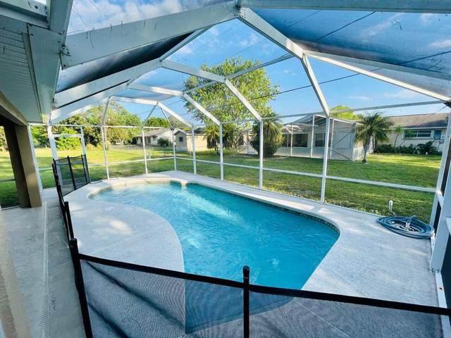 508 NW Lincoln Avenue, Port Saint Lucie, FL 34983 (MLS #RX-10703907) :: The Paiz Group