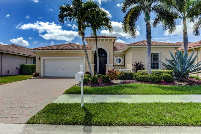8272 Pine Cay, West Palm Beach, FL 33411 (MLS #RX-10703909) :: The Paiz Group