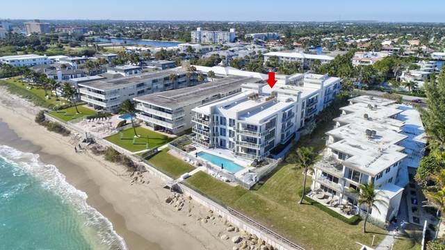 1200 Hillsboro Mile #1204, Hillsboro Beach, FL 33062 (#RX-10703985) :: The Rizzuto Woodman Team