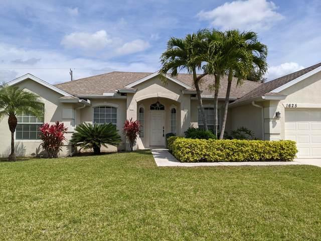 1625 SW Merchant Lane, Port Saint Lucie, FL 34953 (MLS #RX-10703996) :: The Paiz Group