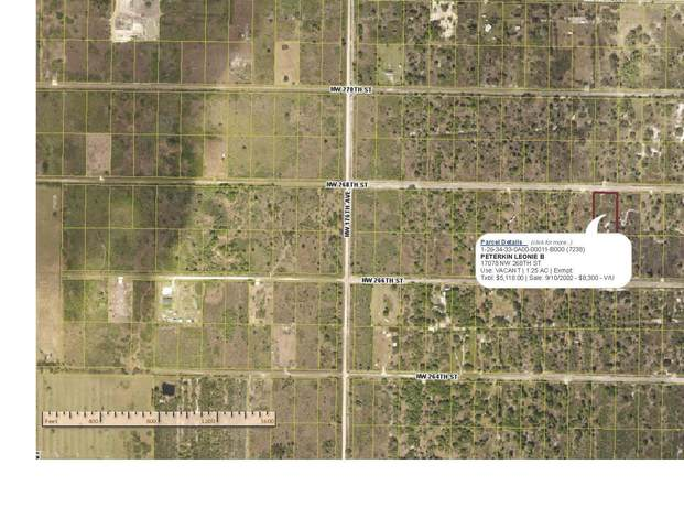 17078 NW 268th Street, Okeechobee, FL 34972 (MLS #RX-10704006) :: Berkshire Hathaway HomeServices EWM Realty