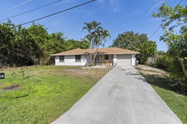 6004 Bamboo Drive, Fort Pierce, FL 34982 (MLS #RX-10704024) :: The Paiz Group