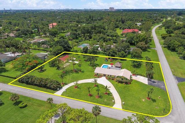 8767 Nashua Drive, Palm Beach Gardens, FL 33418 (MLS #RX-10704050) :: The Jack Coden Group