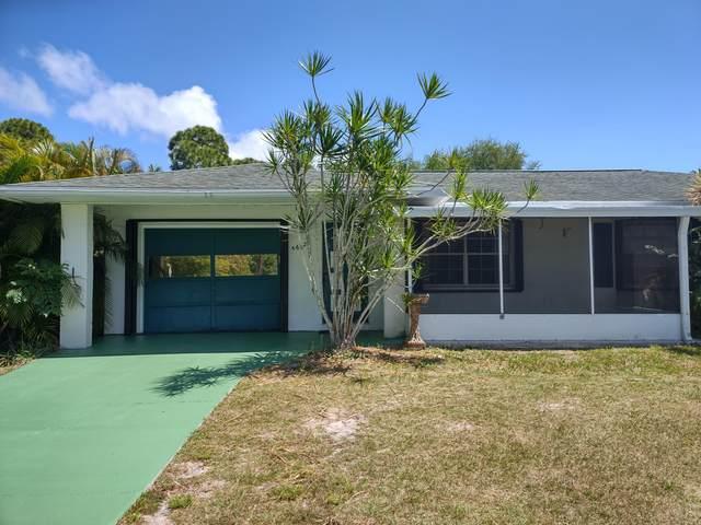 5612 Palm Drive, Fort Pierce, FL 34982 (MLS #RX-10704094) :: The Paiz Group