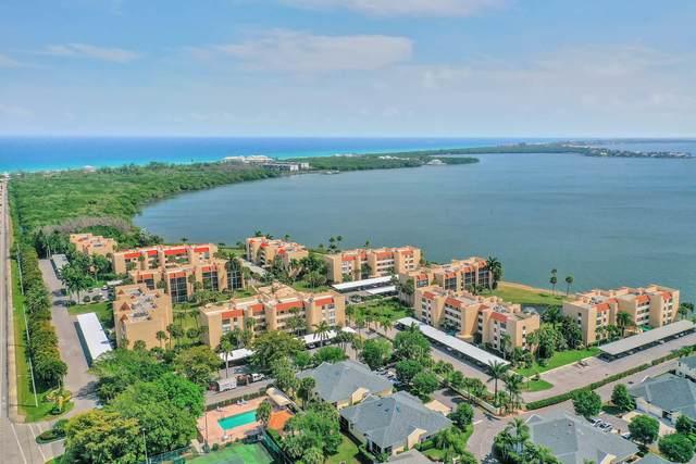3452 NE Causeway Boulevard 17-404, Jensen Beach, FL 34957 (#RX-10704122) :: Baron Real Estate