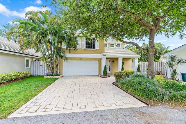 11 Commanders Drive, Palm Beach Gardens, FL 33418 (MLS #RX-10704126) :: The Jack Coden Group