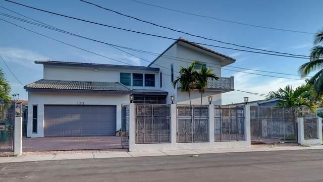 1211 NE 81st Terrace, Miami, FL 33138 (MLS #RX-10704144) :: The Jack Coden Group