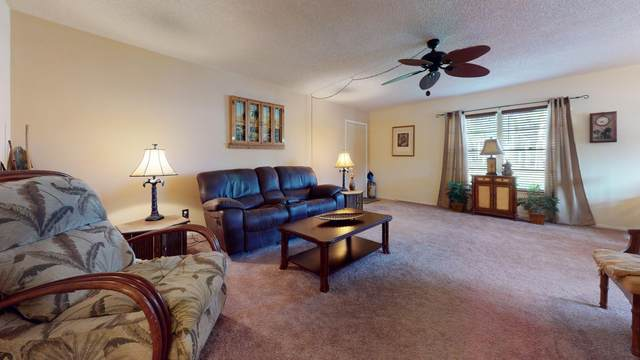 6 Lake Vista Trl #107, Port Saint Lucie, FL 34952 (#RX-10704181) :: Real Treasure Coast