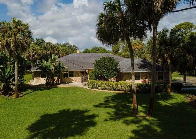 2520 Greenbrier Drive, Delray Beach, FL 33445 (MLS #RX-10704190) :: The Jack Coden Group