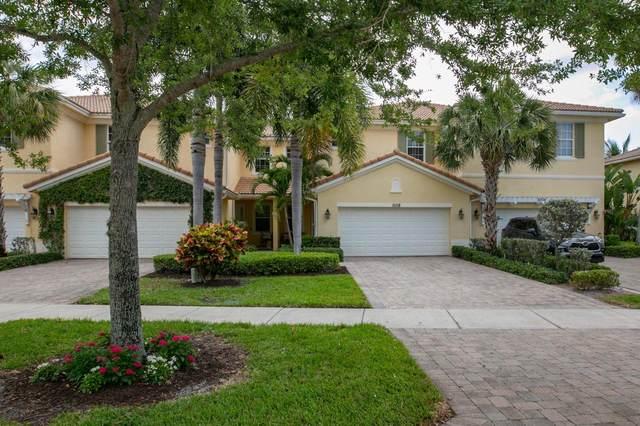 5018 Dulce Court, Palm Beach Gardens, FL 33418 (MLS #RX-10704192) :: The Paiz Group