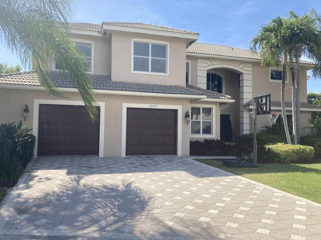 22155 Trillium Way, Boca Raton, FL 33433 (MLS #RX-10704225) :: The Paiz Group