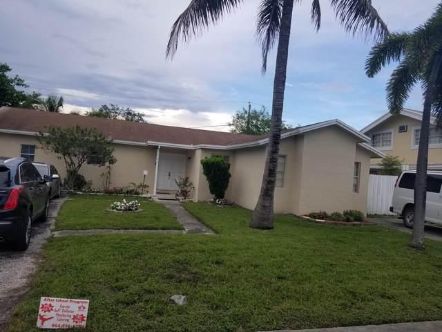 4451 NW 36 Court, Lauderdale Lakes, FL 33319 (MLS #RX-10704231) :: The Paiz Group