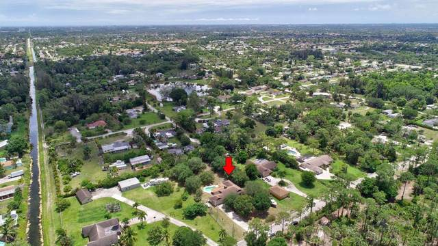 564 Fergusson Lane, West Palm Beach, FL 33415 (MLS #RX-10704232) :: The Paiz Group