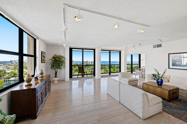 4748 S Ocean 11A Boulevard 11A, Highland Beach, FL 33487 (#RX-10704237) :: Baron Real Estate