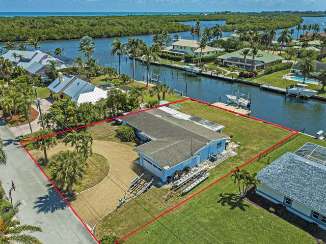 8552 SE Driftwood Street, Hobe Sound, FL 33455 (#RX-10704314) :: Baron Real Estate