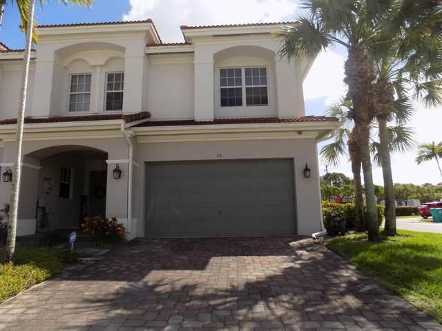 66 Lancaster Road, Boynton Beach, FL 33426 (MLS #RX-10704319) :: The Paiz Group