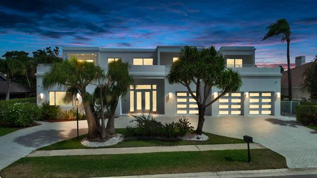 7153 Valencia Drive, Boca Raton, FL 33433 (MLS #RX-10704362) :: The Jack Coden Group
