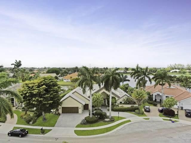 17799 Heather Ridge Lane, Boca Raton, FL 33498 (MLS #RX-10704365) :: The Paiz Group