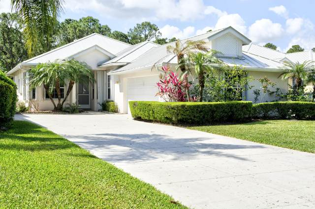 9411 Poinciana Court, Fort Pierce, FL 34951 (MLS #RX-10704379) :: The Jack Coden Group