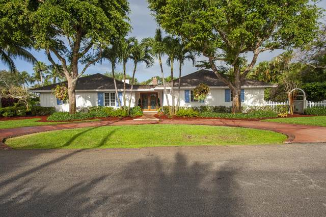 401 NW 17th Street, Delray Beach, FL 33444 (MLS #RX-10704428) :: The Jack Coden Group