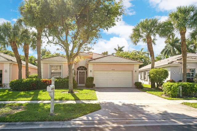 12904 Coral Lakes Drive, Boynton Beach, FL 33437 (MLS #RX-10704471) :: The Jack Coden Group