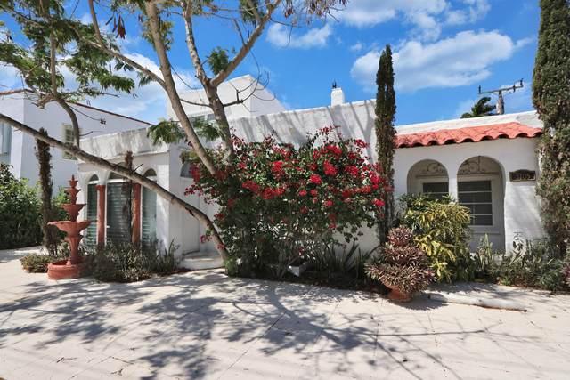 5105 S Olive Avenue, West Palm Beach, FL 33405 (MLS #RX-10704516) :: The Paiz Group