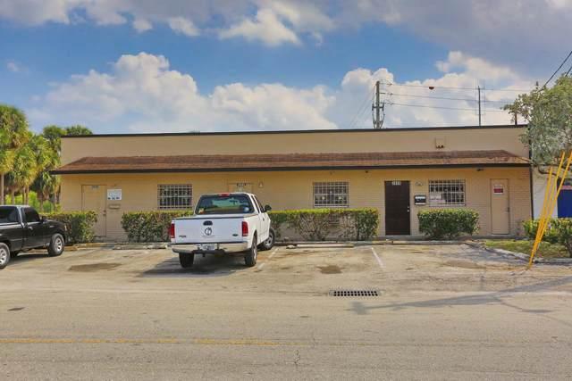 2600 NW 4th Street, Fort Lauderdale, FL 33311 (#RX-10704585) :: Posh Properties