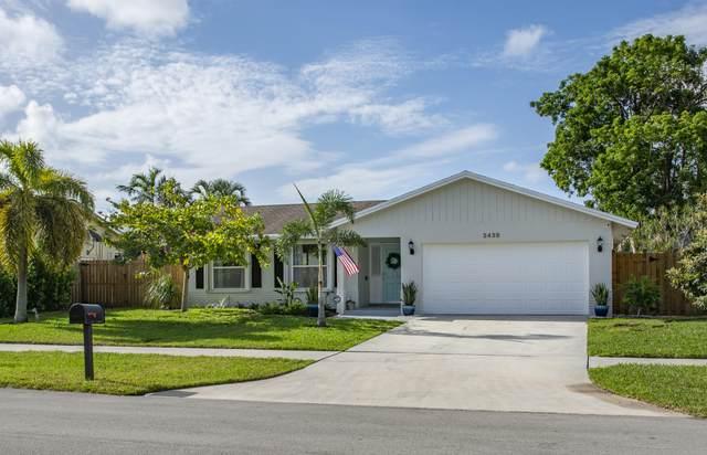2438 SW 12th Court, Deerfield Beach, FL 33442 (MLS #RX-10704651) :: The Paiz Group