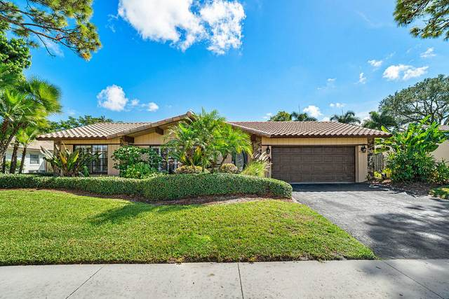 2366 NW 30th Road, Boca Raton, FL 33431 (MLS #RX-10704684) :: The Paiz Group
