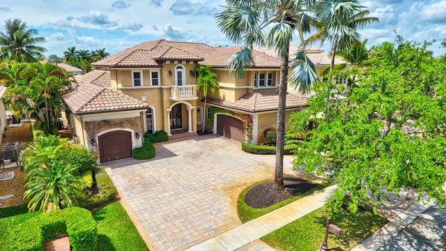 17537 Middlebrook Way, Boca Raton, FL 33496 (MLS #RX-10704694) :: The Jack Coden Group