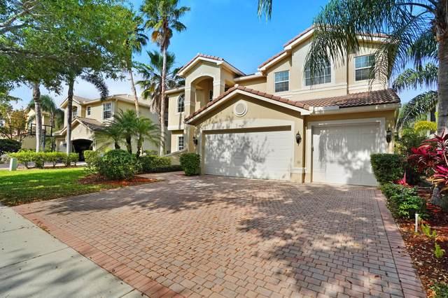 9579 Barletta Winds Pt Point, Delray Beach, FL 33446 (MLS #RX-10704700) :: The Jack Coden Group