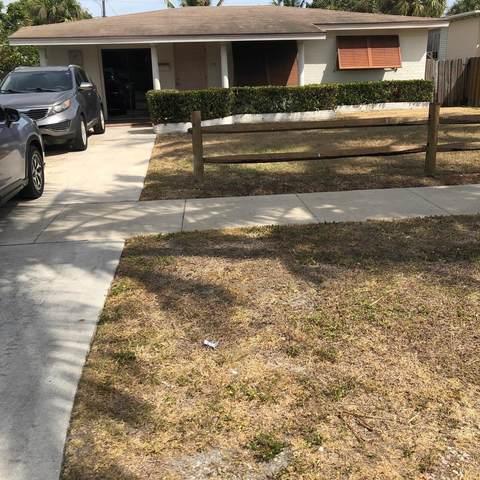 113 SE 5th Avenue, Boynton Beach, FL 33435 (MLS #RX-10704722) :: The Jack Coden Group