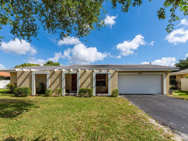 8515 NW 26th Drive, Coral Springs, FL 33065 (MLS #RX-10704727) :: Lucido Global