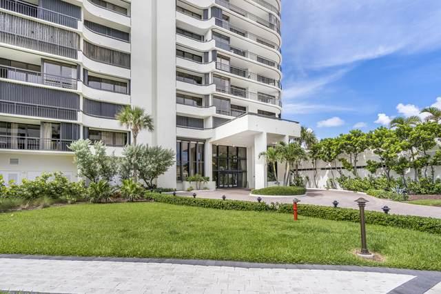 4000 N Ocean Drive #2401, Riviera Beach, FL 33404 (#RX-10704753) :: The Rizzuto Woodman Team
