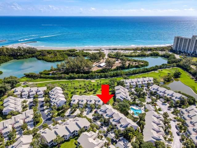 3302 Fairway Drive N #3302, Jupiter, FL 33477 (#RX-10704800) :: Posh Properties