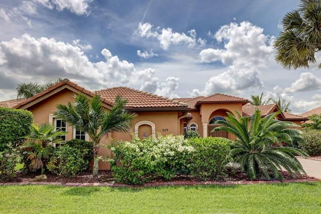 929 SW Grand Reserves Boulevard, Port Saint Lucie, FL 34986 (#RX-10704821) :: Real Treasure Coast