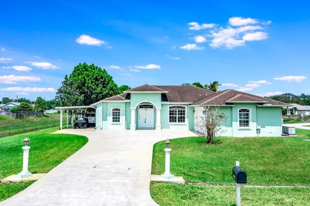 2051 SW Logwood Road, Port Saint Lucie, FL 34953 (#RX-10704834) :: Baron Real Estate