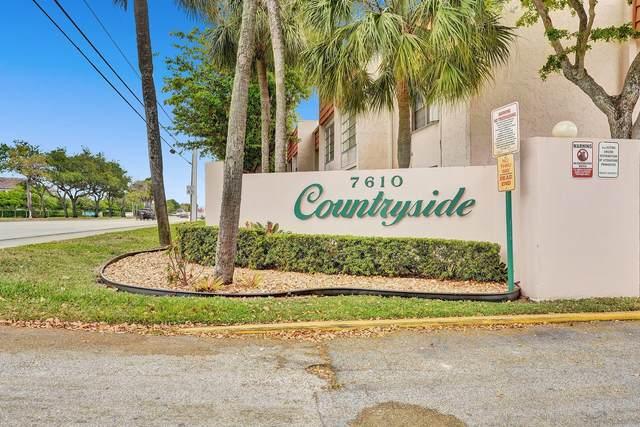 7610 Stirling Road 102-C, Davie, FL 33024 (#RX-10704855) :: The Reynolds Team | Compass